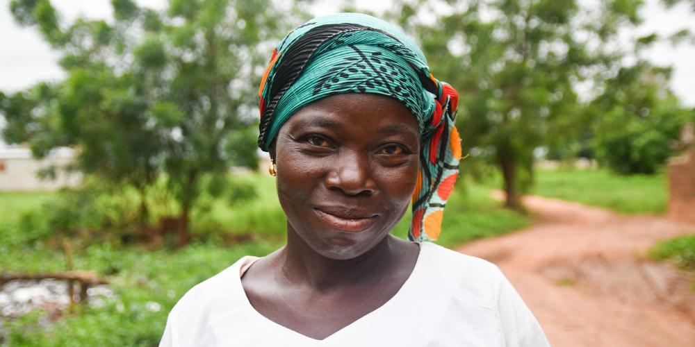 Sanata in Banfora district Burkina Faso