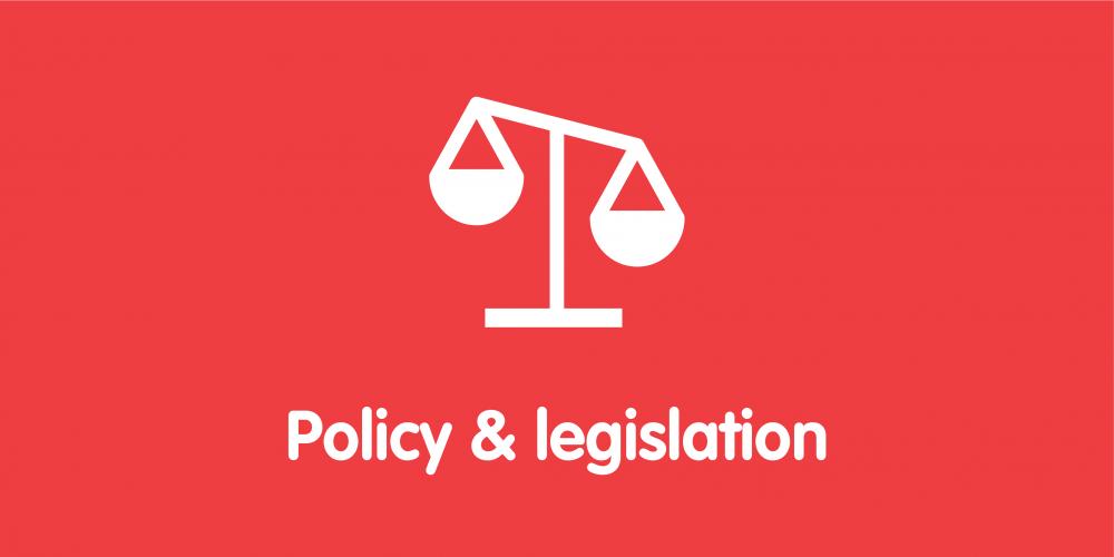 policy and legislation bb