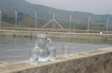 Planta de tratamiento de agua potable