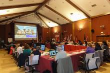 Seminario centros de documentacion ambiental