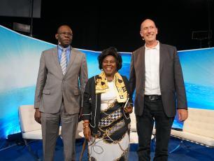 Eng, Joseph Oriono Eyatu, Uganda, Hon. Cecilia Abena Dapaah, Ghana, Patrick Moriarty