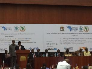 Opening session 6th Africa Water Week
