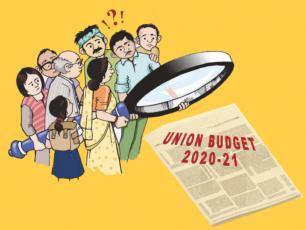Cover CBGA report in Union Budget 2020-21