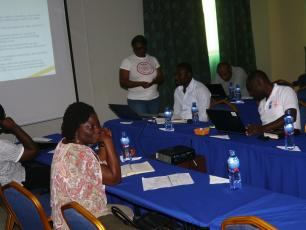 partner meeting Ghana