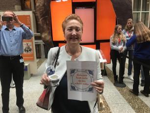 Dutch SDG 6 ambassador Connie van Brenk