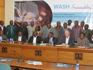 WASH Sustainability Forum 2015 Ghana